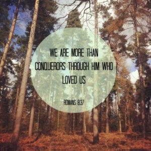Romans 8:37 Mesu Andrews