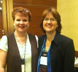 ACFW 2012 - with Leslie Gould