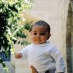 Christmas story - Jewish baby