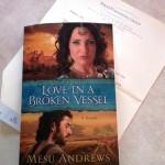 June Newsletter from Mesu Andrews
