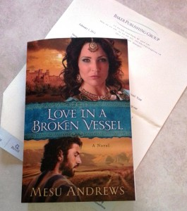 June Newsletter from Mesu Andrews