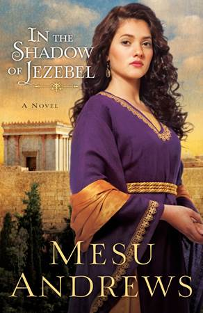 Shadow of Jezebel cover