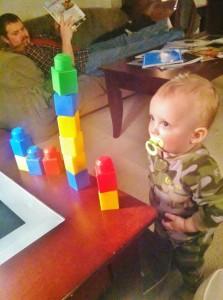 Garrison blocks
