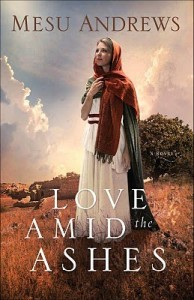 1st Cover - Love Amid the Ashes