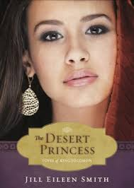 Desert Princess by Jill Eileen Smith (released Aug. 5, 2014)