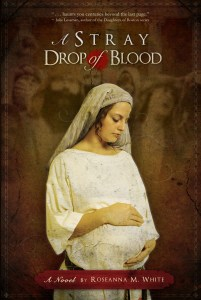 stray drop of blood