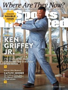 SI Cover- Griffey Jr.