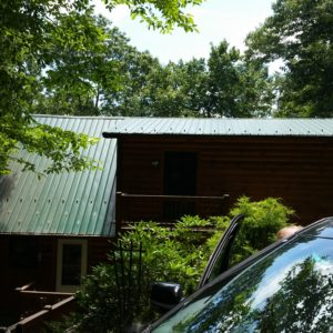 Our new home in North Carolina