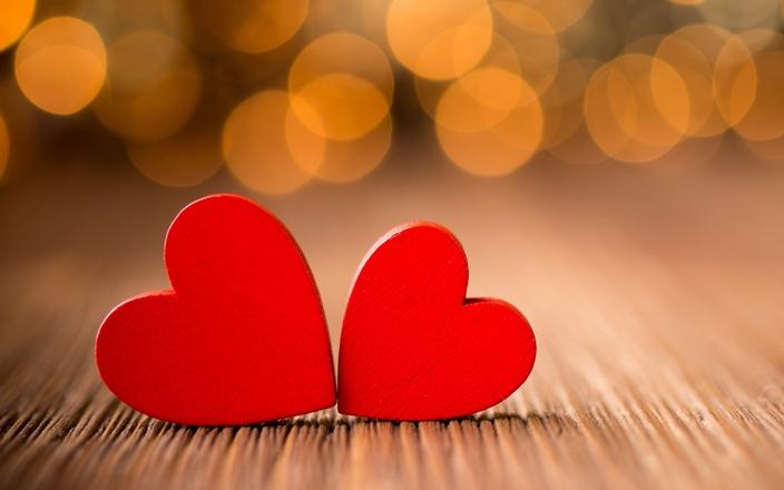 story hearts